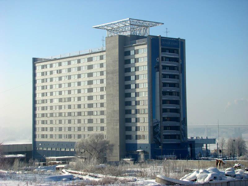 отель обь: